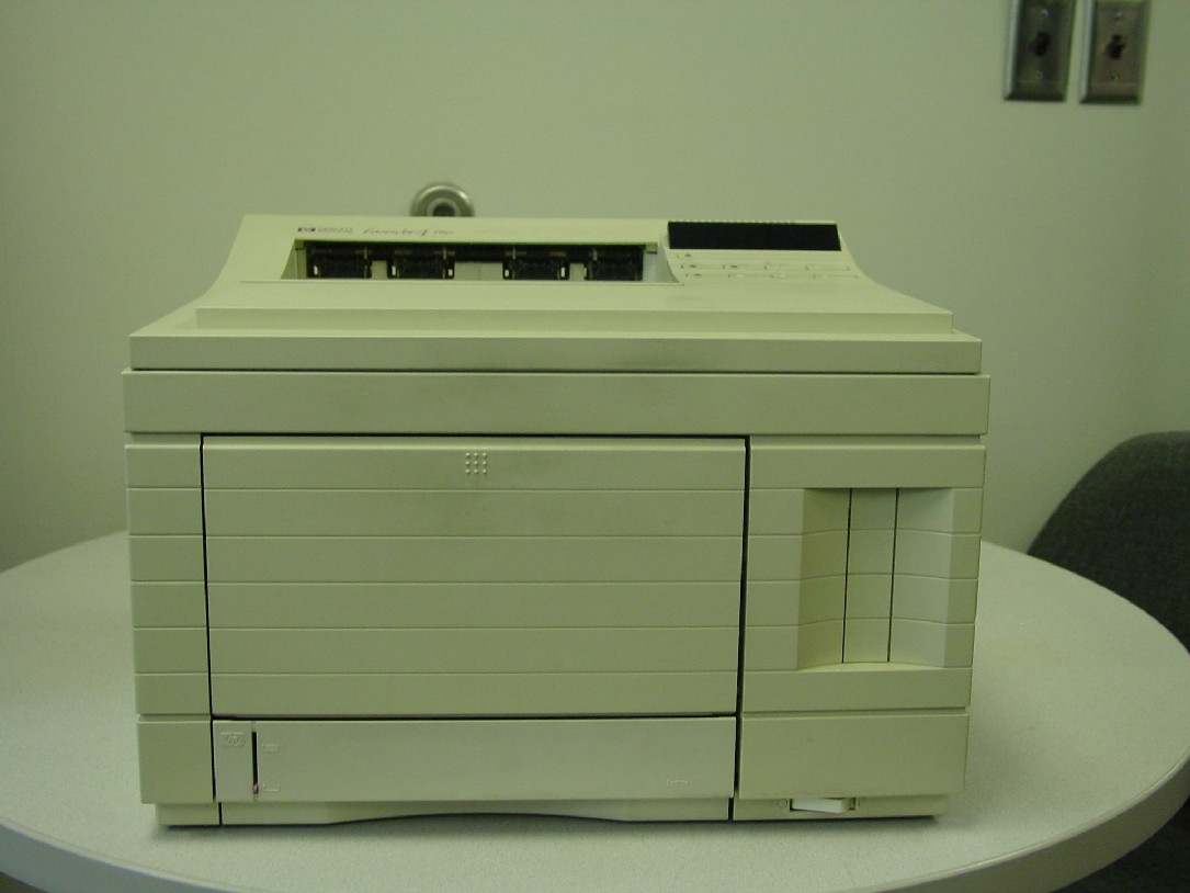HP LaserJet 4 service manual