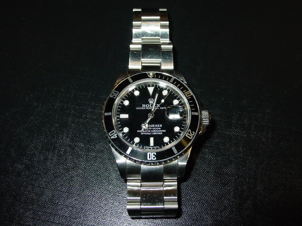 Rolex Man